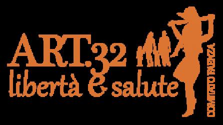 Logo Art. 32 Libertà e Salute